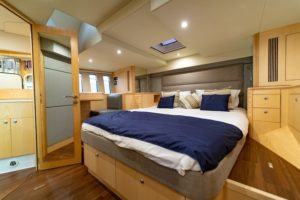 Master Cabin Discovery 54