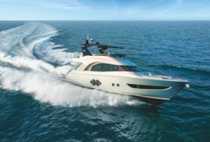 MCY 66 Monte Carlo Yachts Navigation