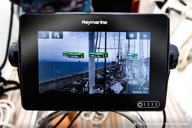 Raymarine prima accensione clearcruise