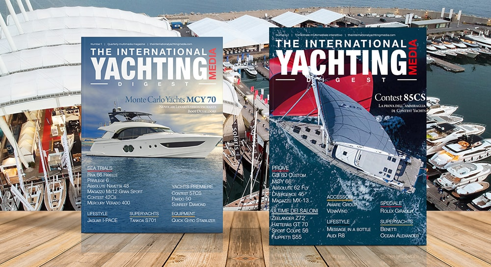The International Yachting Media Digest Giugno Numero 2
