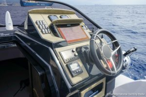 Ranieri International Cayman 35 executive super sport console