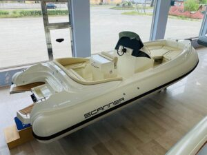Occasioni Scanner Marine Envy 770 outboard