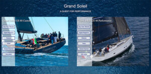 virtual boat show grand soleil page