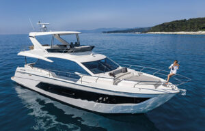 Absolute Yachts Cannes 62 Fly
