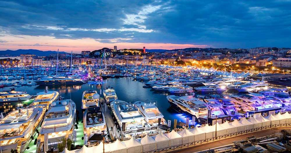 cannes yachting festival giallo