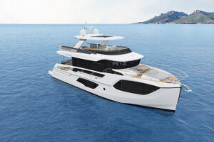 The International Yachting Media 6 Absolute Yachts Navetta 64 preview