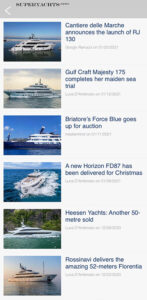 boating news app superyachts