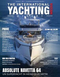 the international yachting media digest 7 cover