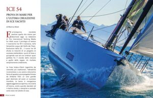the international yachting media digest 7 ice 54 prova in mare