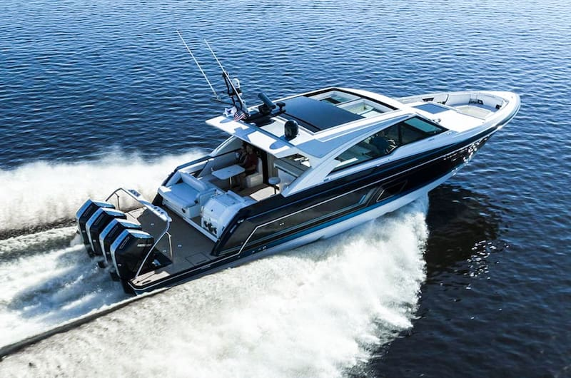 showboat all you want with mercury marines epic 600 hp outboard v12
