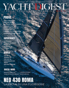 yacht digest cover n° 8/2021