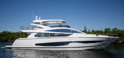 Pearl Yachts . Debutto mondiale per il Pearl 80 al Fort Lauderdale International Boat Show