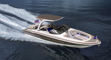 Chris-Craft Launch 28 GT la gamma si trasforma