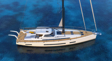 Amel 60 debutto Cannes yachting festival