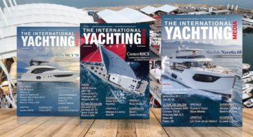 the international yachting media , le debuttanti dei saloni