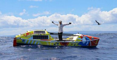 Solo Ocean Rower: Lia Ditton batte il record